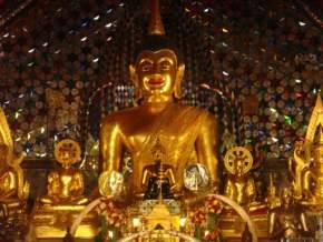 Wat Traimit Golden Buddha Temple, Thailand