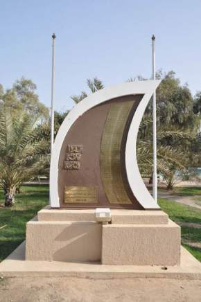 liberation-monuments, kuwait