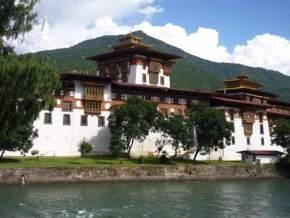 wangdiphodrang-dzong, bhutan