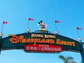 disneyland, hong-kong