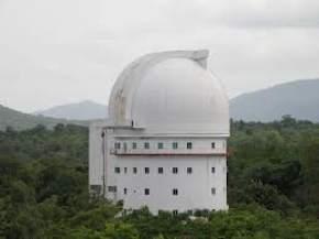vainubappu-observatory, yelagiri
