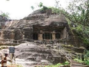 pandava-caves, pachmarhi