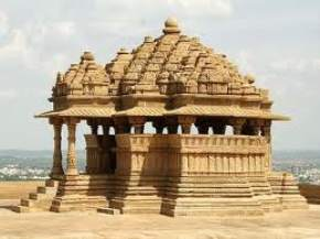 saas-bahu-temple, gwalior