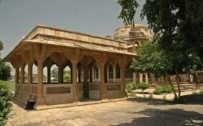 tansen-memorial, gwalior