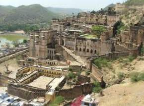 taragarh-fort, ajmer