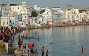 Pushkar Lake, Ajmer