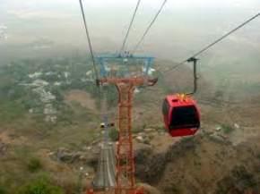 udan-khatola-ropeway, haridwar