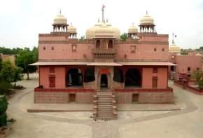shiv-bari-temple, bikaner