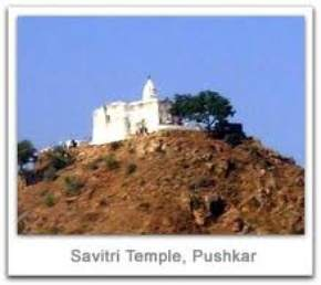savitri-temple, pushkar