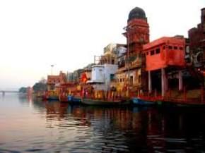 vishram-ghat, mathura
