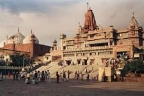 katra-keshav-dev-temple, mathura