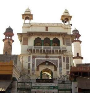 jama-masjid, mathura