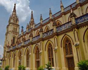 st-marys-cathedral-church, madurai