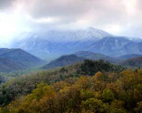 great-smoky-mountain-national-park, usa