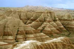 badlands-national-park, usa
