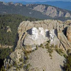 mount-rushmore, usa