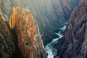 black-canyon-gunnison-national-park, usa