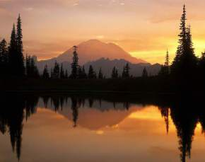 mount-rainier-national-park, usa