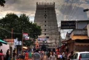 ramanathaswamy-temple, rameswaram