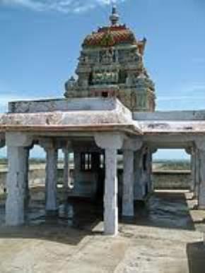 gandhamadhana-parvatham, rameswaram