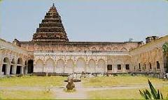 Royal Palace, Thanjavur