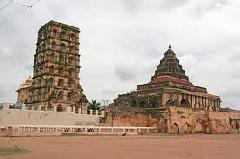 attractions--Thanjavur
