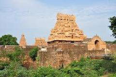 VellaiPuliar Temple, Thanjavur