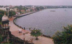 rankala-lake, kolhapur