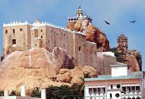 rock-fort-temple, tiruchy