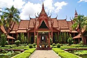 attractions--Cambodia