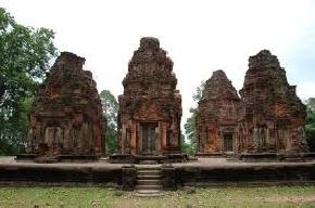 the-ruluos-group-of-temples, cambodia