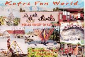 kufri-fun-world, kufri