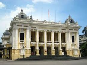 hanoi-opera-house, vietnam