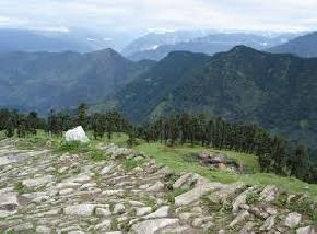 chopta, kedarnath