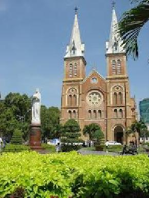 notre-dame-cathedral, vietnam