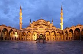 blue-mosque, turkey