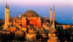 hagia-sophia, turkey