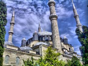 selimiye-mosque, turkey