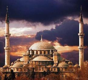 fatih-mosque, turkey