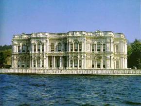 beylerbeyi-palace, turkey
