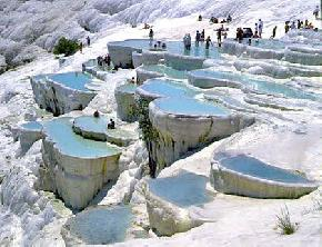 attractions-Pamukkale-Turkey