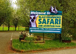 Blair Drummond Safari Park, Scotland