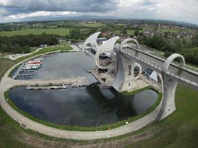 the-falkirk-wheel, scotland