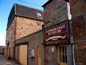 Glenmorangie Distillery Tour, Scotland