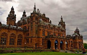 Kelvingrove Art Gallery and Museum, Scotland