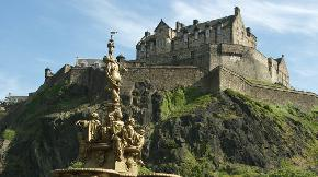 edinburgh-castle, scotland
