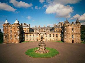 holyroodhouse, scotland