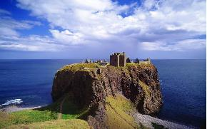 dunnottar-castle, scotland