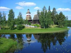petajavesi-old-church, finland