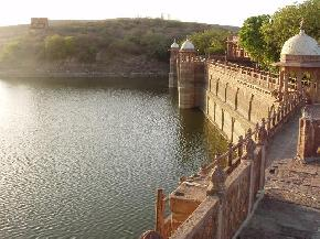 balsamand-lake, jodhpur